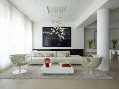Apartment Interior Design by West Chin Architect