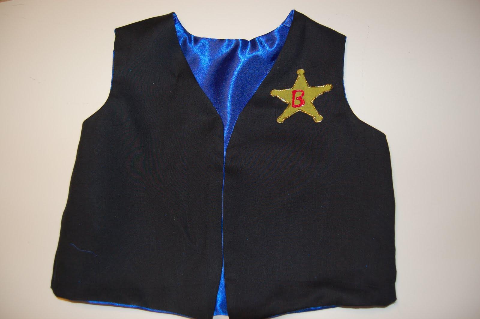 Free Crochet Pattern Cowboy Vest : Cowboy Vest Pattern Patterns Gallery
