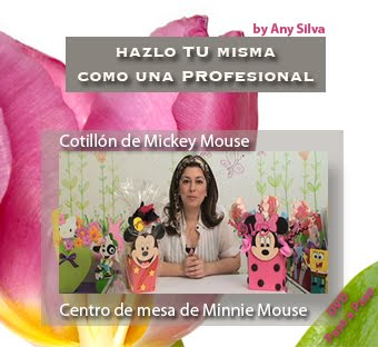 "YA A LA VENTA EL DVD DE ""HAZLO TU MISMA COMO UNA PROFESIONAL"""