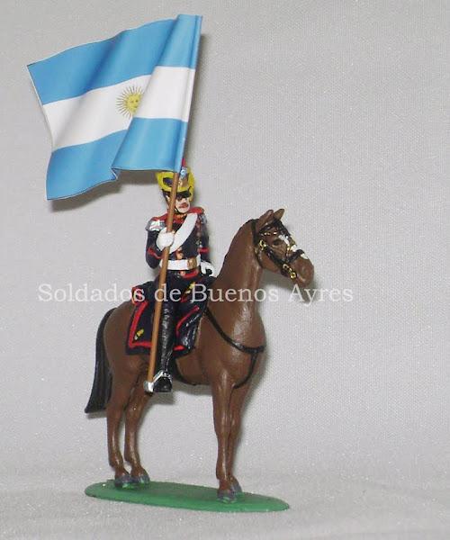 Reg. de Granadero Abanderado Argentino