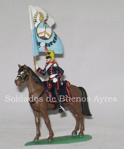 Reg. de Grandero Abanderado de los Andes