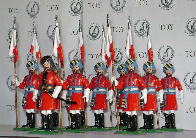 Regimiento de Lanceros Bengalies