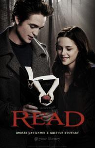 No necesitamos que ellos nos digan que leamos, pero es lindo el afiche...