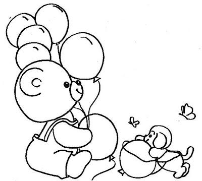 Dibujos infantiles - Dibujos para pintar en tela infantiles ...