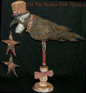 Old Sammy Crow at Off The Beaten Path Designs