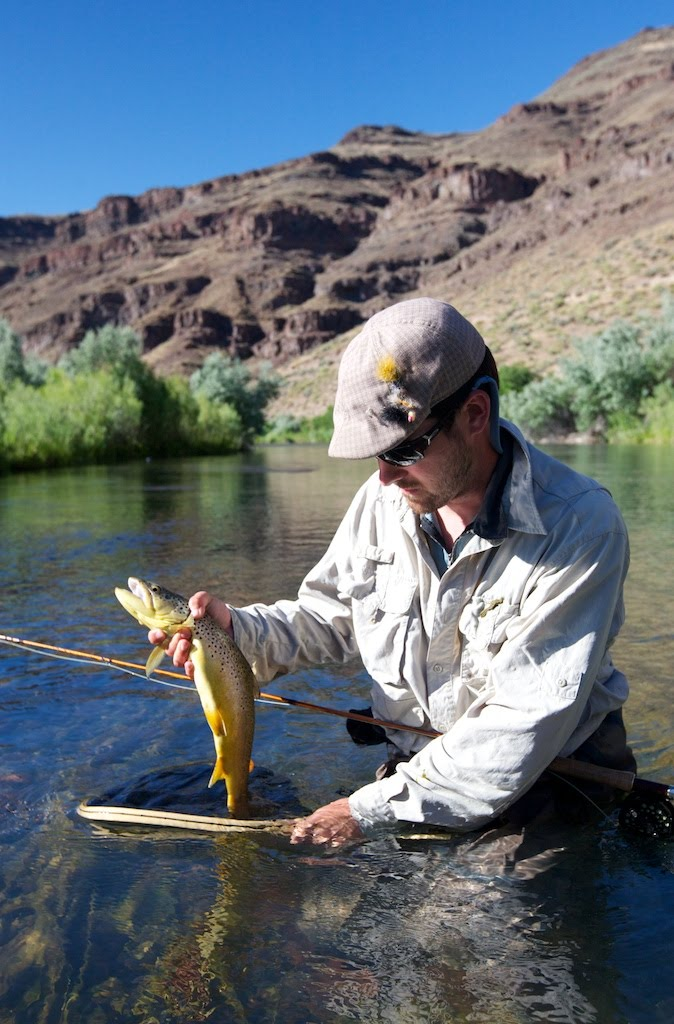 Steelhead alley outfitters lake erie fly fishing guide for Owyhee river fishing report
