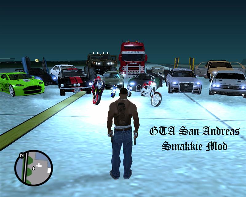 ���� ��� GTA:San Andreas � ZNGTA.ru �� � GTA