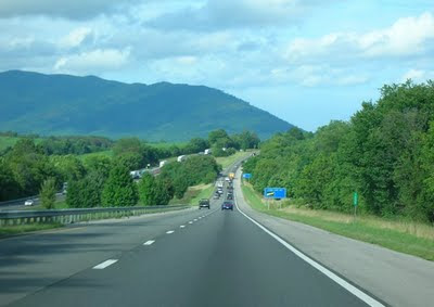 Scenic Virginia, in the United States.