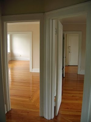 My apartment.