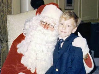 Little John and Santy Claus