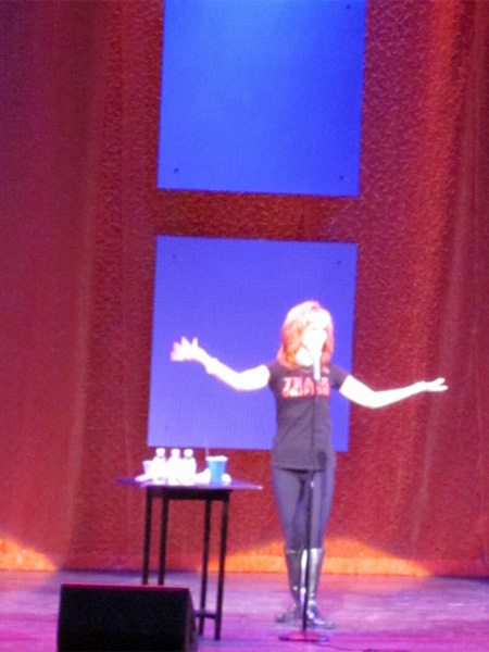 Kathy Griffin at Foxwoods
