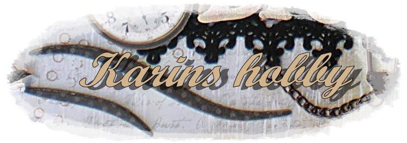 Karins hobby
