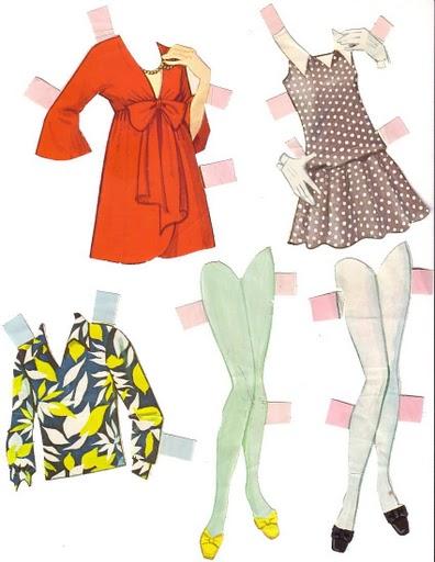 Vestidos para recortar barbie – Modelos con estilo de vestidos en ...