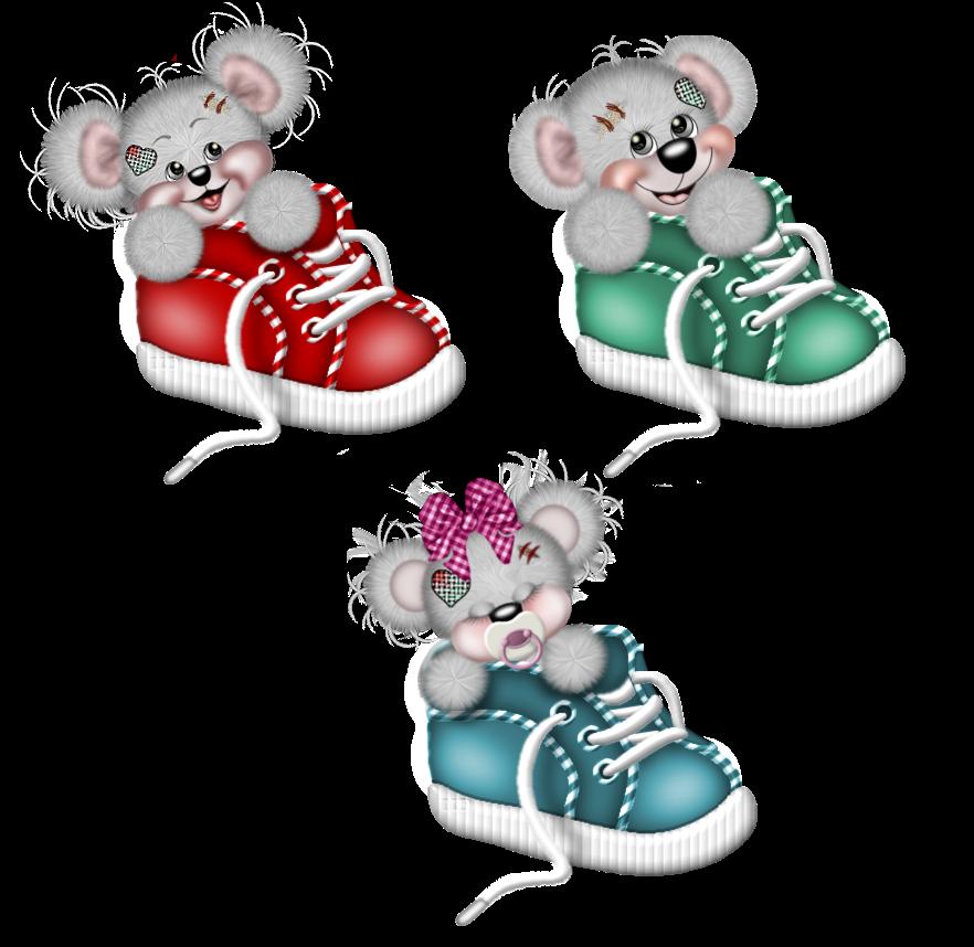 Recursos infantiles zapatos infantiles con ratoncitos for Zapateria infantil
