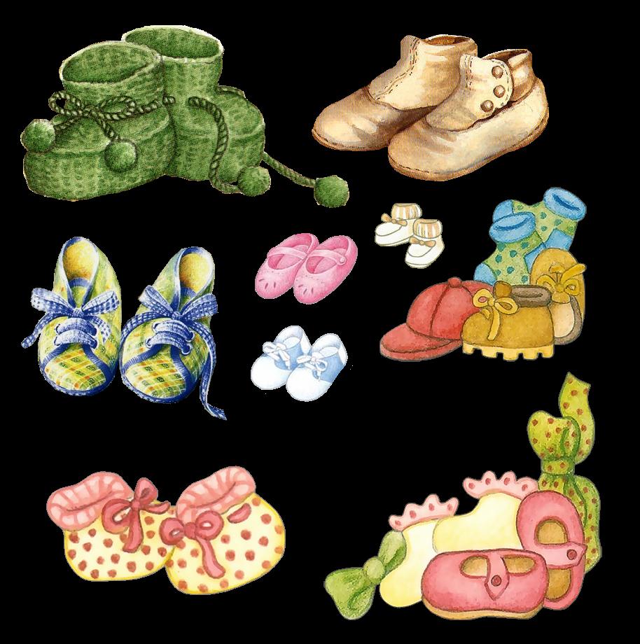 Dibujos de zapatos infantiles imagui for Zapateria infantil