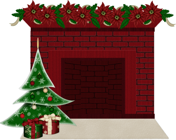 Im genes y gifs de navidad chimeneas de navidad - Dibujos de chimeneas de navidad ...