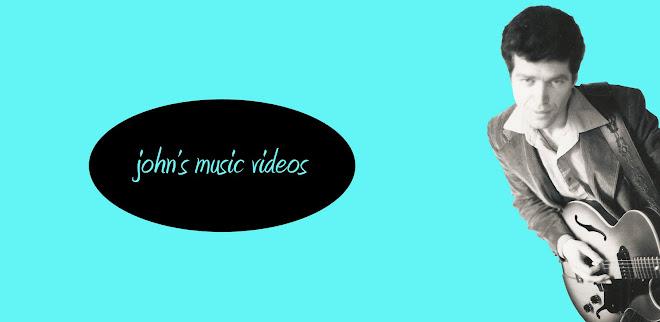 john's music videos