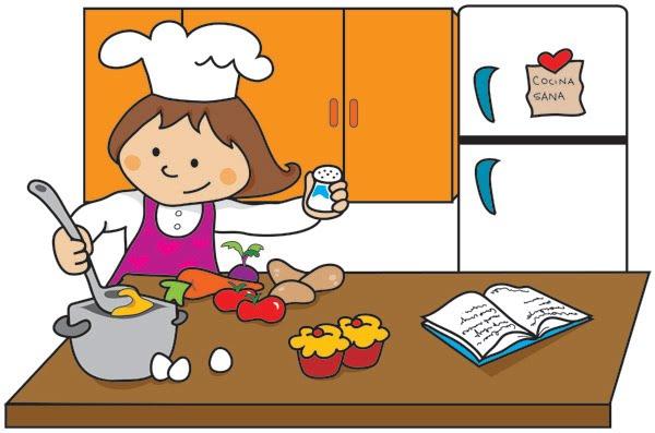 Greta luna cocinando galletitas de avena for Cocinar para 5 personas