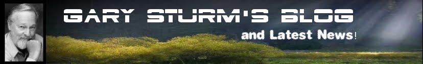 Gary Sturm's Blog