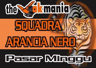 Squadra Arancia Nero