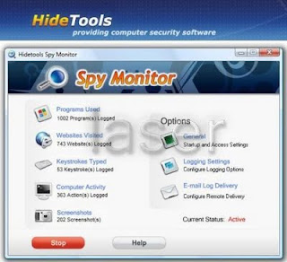 Hidetools Spy Monitor 6.5.1 Portable