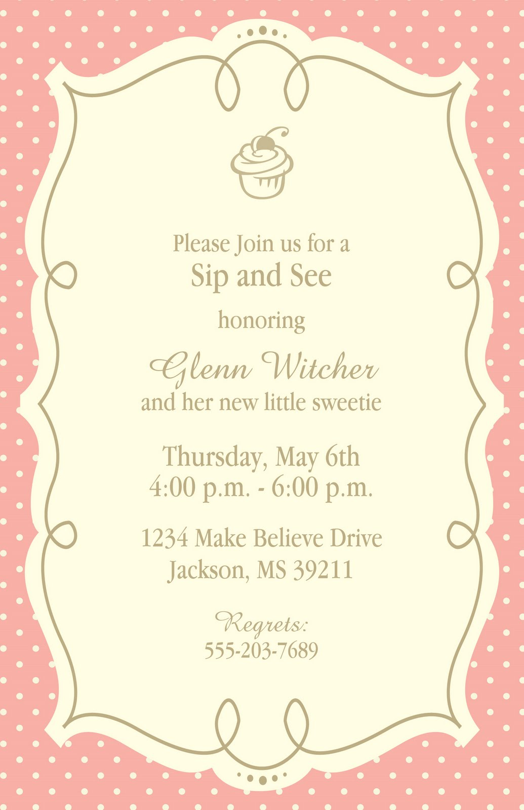 Baby Shower Invites Girl as luxury invitation template