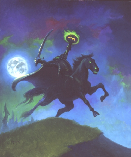 The blog of many things - Pictures of the headless horseman ...