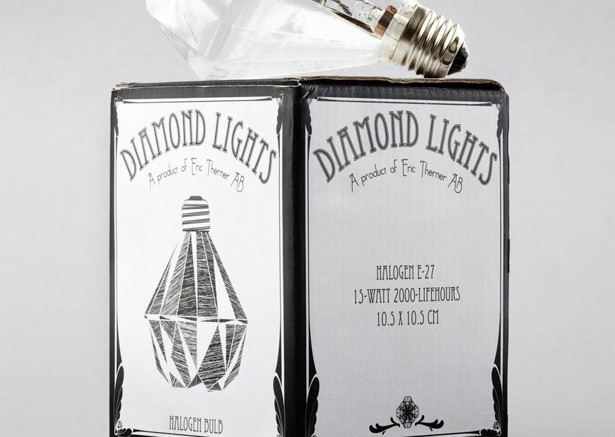 Kråks stuga Inredning, trend, trädgård& torparliv Diamond Lights av Eric Therner