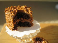 Miniature German Chocolate Cake