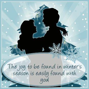citefun romantic winter quotes
