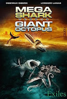 Mega Shark vs Giant Octopus (2009) dvdrip