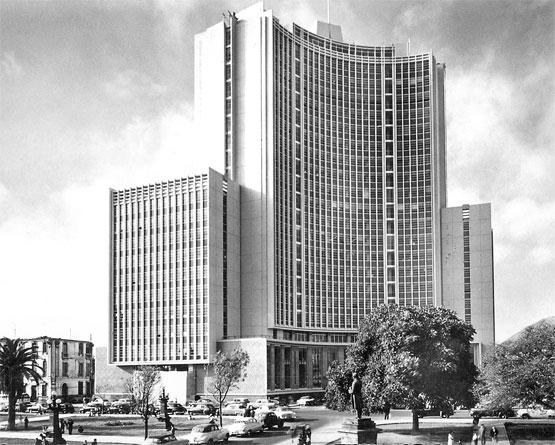 Introduccion a la arquitectura for Ministerio de migracion