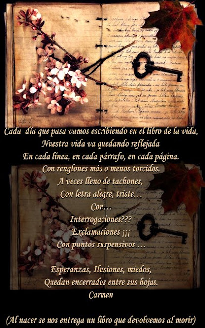 EL LIBRO DE LA VIDA...