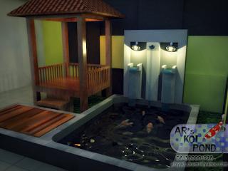 yuk berbagi!: desain kolam koi