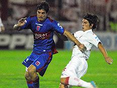 Carlos Arano en Tigre - Huracán