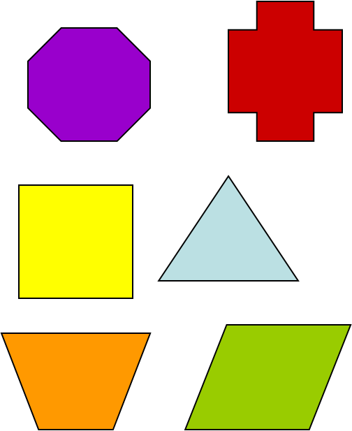 Two Dimensional Shapes Two-dimensional shapes (2d)