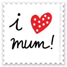 BLOG I LOVE MUM