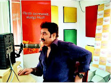 Kumar Sanu @ His Studio