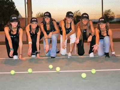 modelos recogepelotas tenis