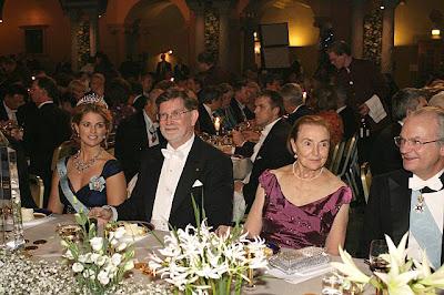 La princesa Magdalena de Suecia