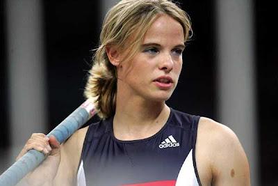 atletas guapas Silke Spiegelburg