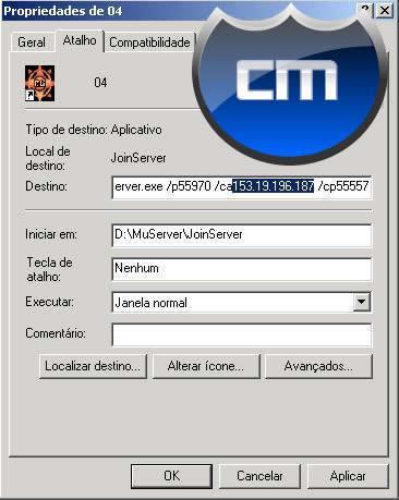 Configurar MuServer Server24