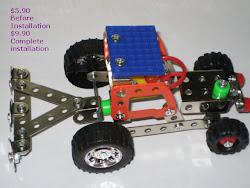 My DIY Metal Car