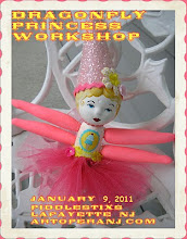 Dragonfly Princess Workshop