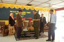 MAJLIS PENYAMPAIAN WANG ZAKAT BANK RAKYAT TAHUN 2007.