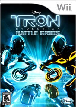 Baixar – Tron Evolution Battle Grids – Wii
