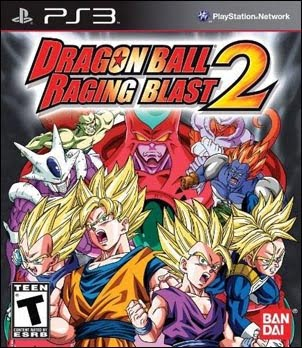 Baixar - Dragon Ball: Raging Blast 2 - PS3 ISO