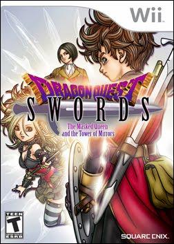 Baixar Jogo: Dragon Quest Swords - Wii