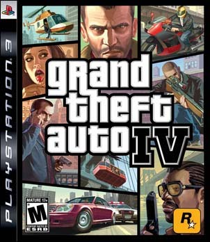 Download: Grand Theft Auto IV - PS3 ISO