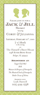 Jack And Jill Baby Shower Invitations is the best ideas you have to choose for invitation example